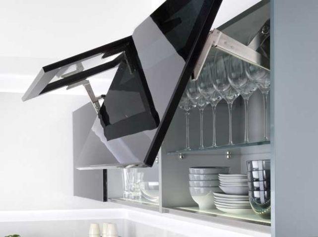 des placards malins pour une cuisine impeccable ! | cuisine - Meubles Haut Cuisine
