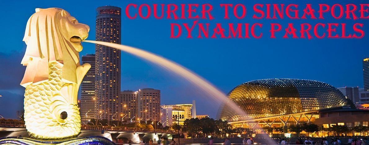 Courier to Singapore Dynamic Parcel Singapore tour
