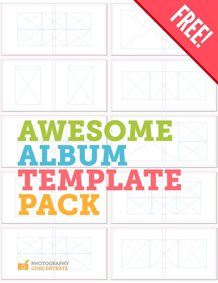 Indesign Po Album Template