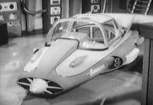 Supercar Gerry Anderson Gerry Anderson Super Cars Thunderbirds Are Go