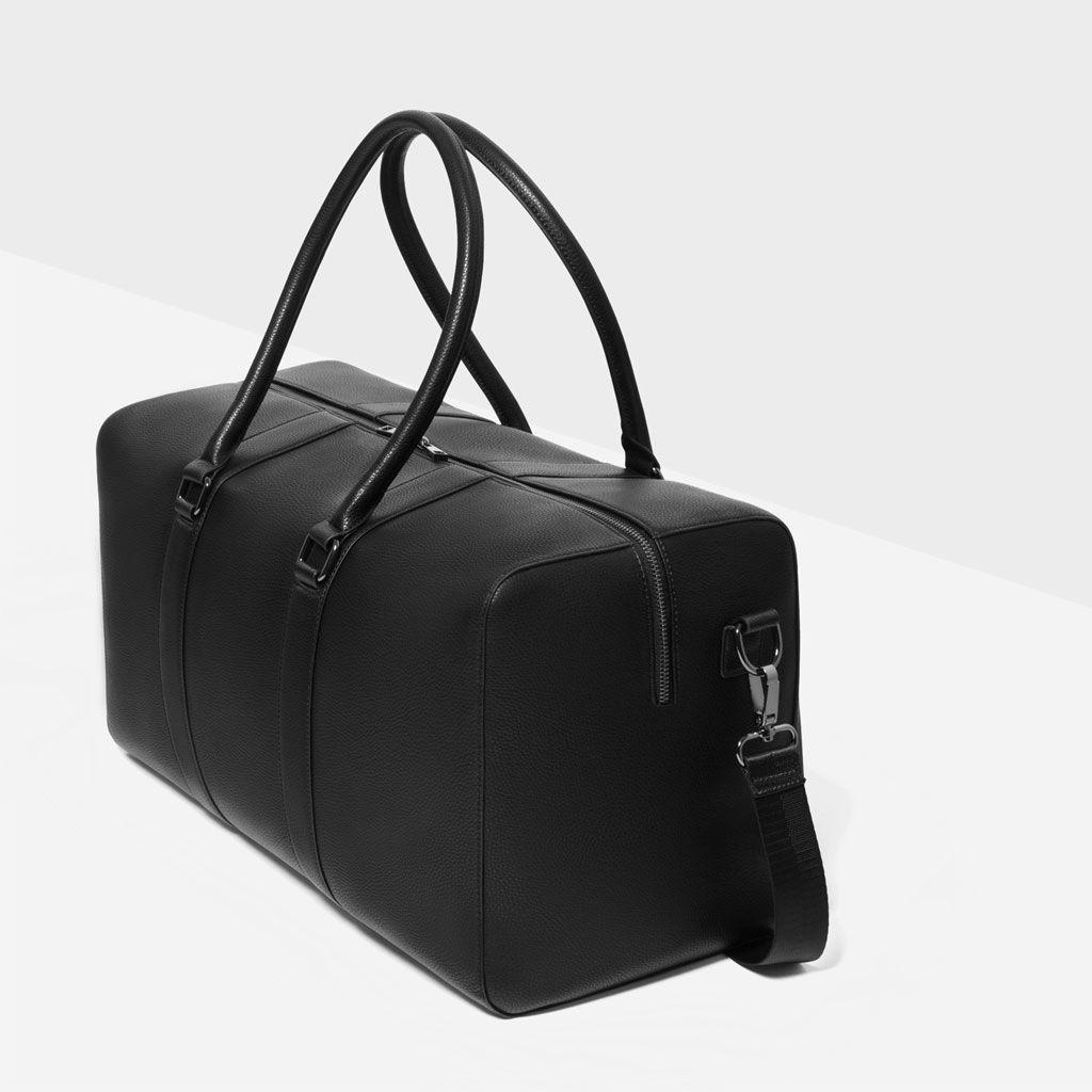 683be2ada0 ZARA - MAN - CLASSIC DUFFLE BAG | bag