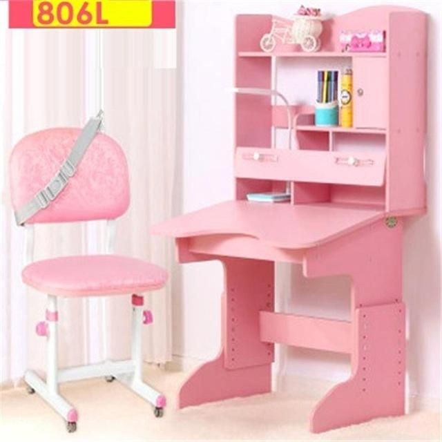 Children S Learning Set Writing Desk Chair Sets Student Desks And Chairs New Kamar Tidur Anak Perempuan Kamar Tidur Anak Kamar Tidur