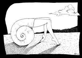 mujer caracol escultura - Buscar con Google