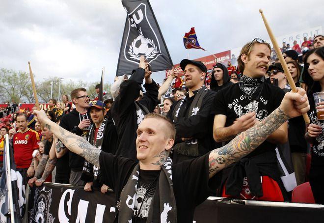 Rsl Supporter Group Salt City United Real Salt Lake Salt City Mls Teams
