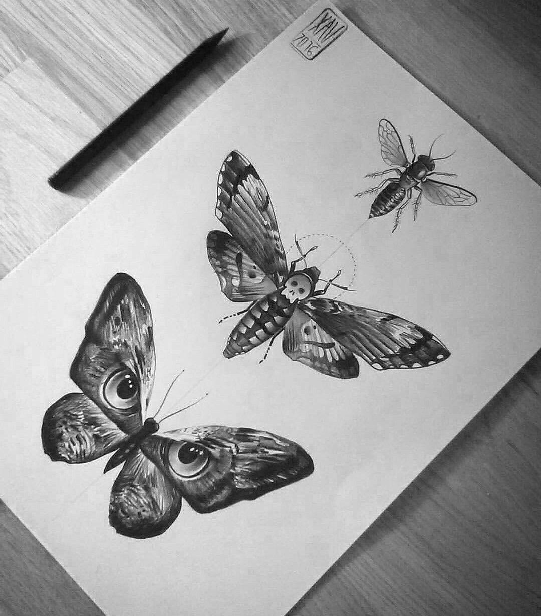 Pin by Sami Rammelsberg on tattoos Ink pen drawings