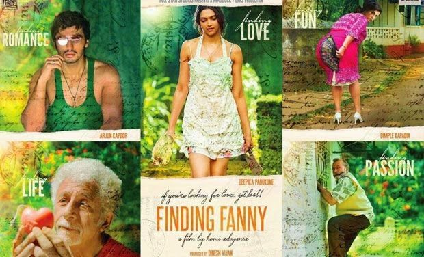 Finding Fanny Telugu Movie Songs Free Download