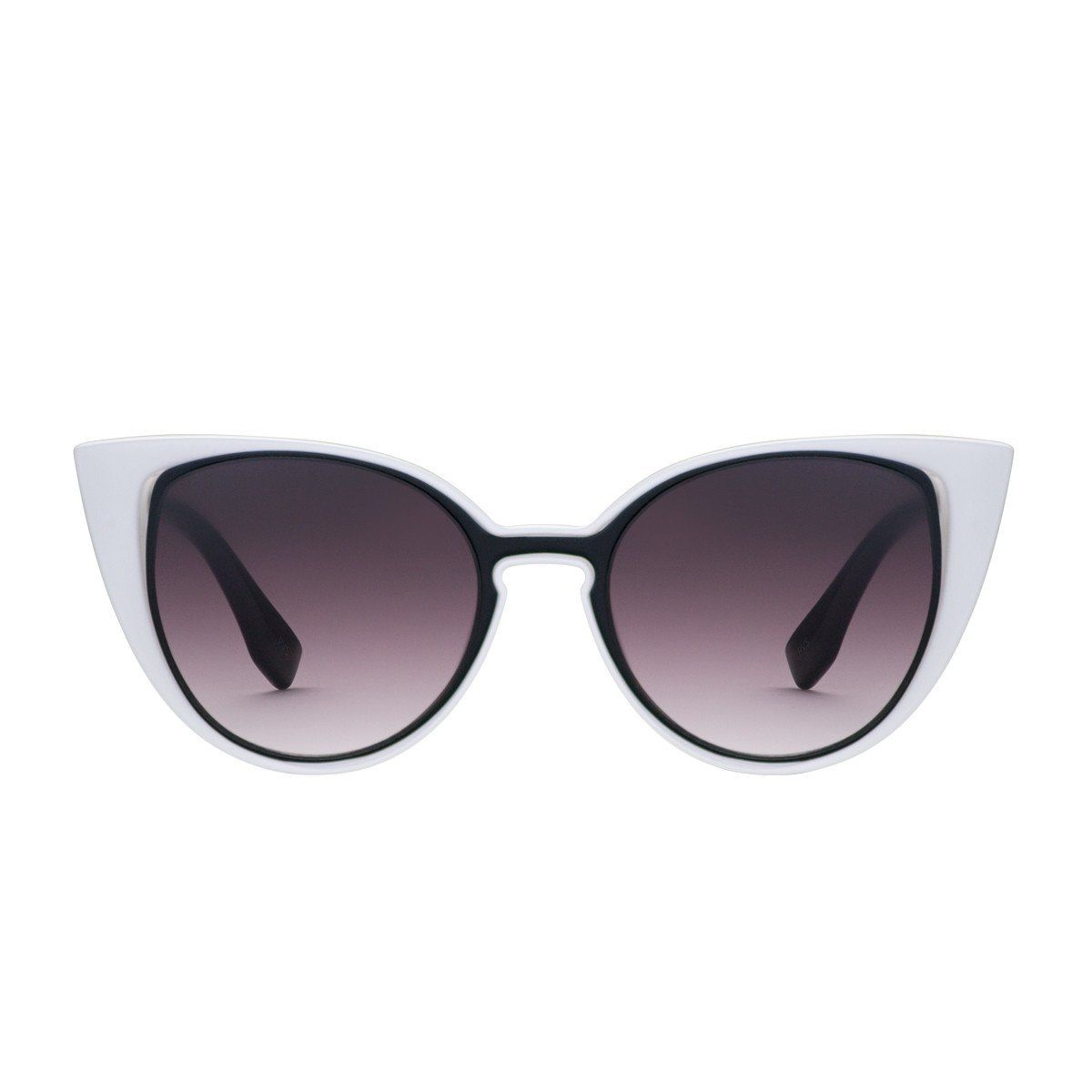 bd91560f47 01-Red: Glossy red with black gradient lens. | buy me etc | Pinterest |  Sunglasses, Cat eye sunglasses and Sunnies