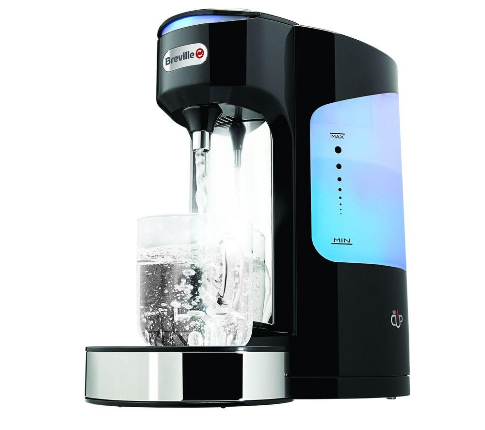 Breville Hot Cup Vkj318 Five Cup Hot Water Dispenser Black  # Abri De Jardin Kumla