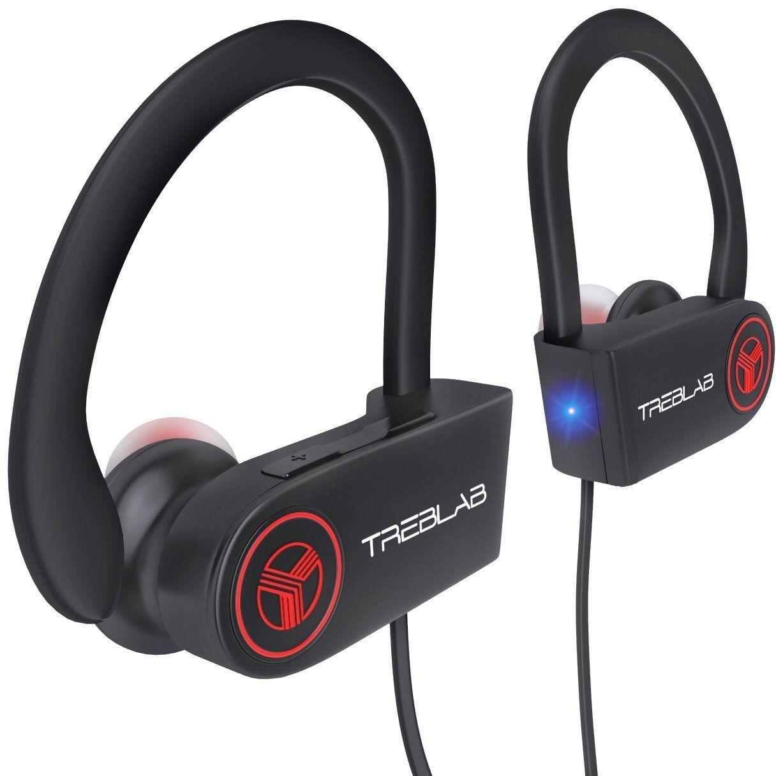 TREBLAB XR100 Wireless Earbuds Noise Cancelling Bluetooth