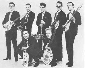 Peter Jay and the Jaywalkers. 'Can-Can '62.