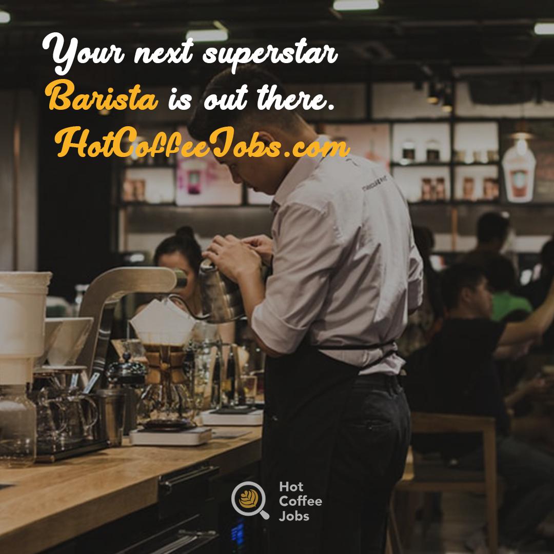 Go hunt down your next superstar barista at HotCoffeeJobs.com. It is your destiny! . . . . . . . . #coffeejobs #baristajobs #londonjobs #londoncoffeejobs #baristaart #hotcoffeejobs #barista #specialitycoffee #coffeejobs #thisisedinburgh #cafe #coffeeshop #instacoffee #coffeegram #coffeeshots #nowhiring