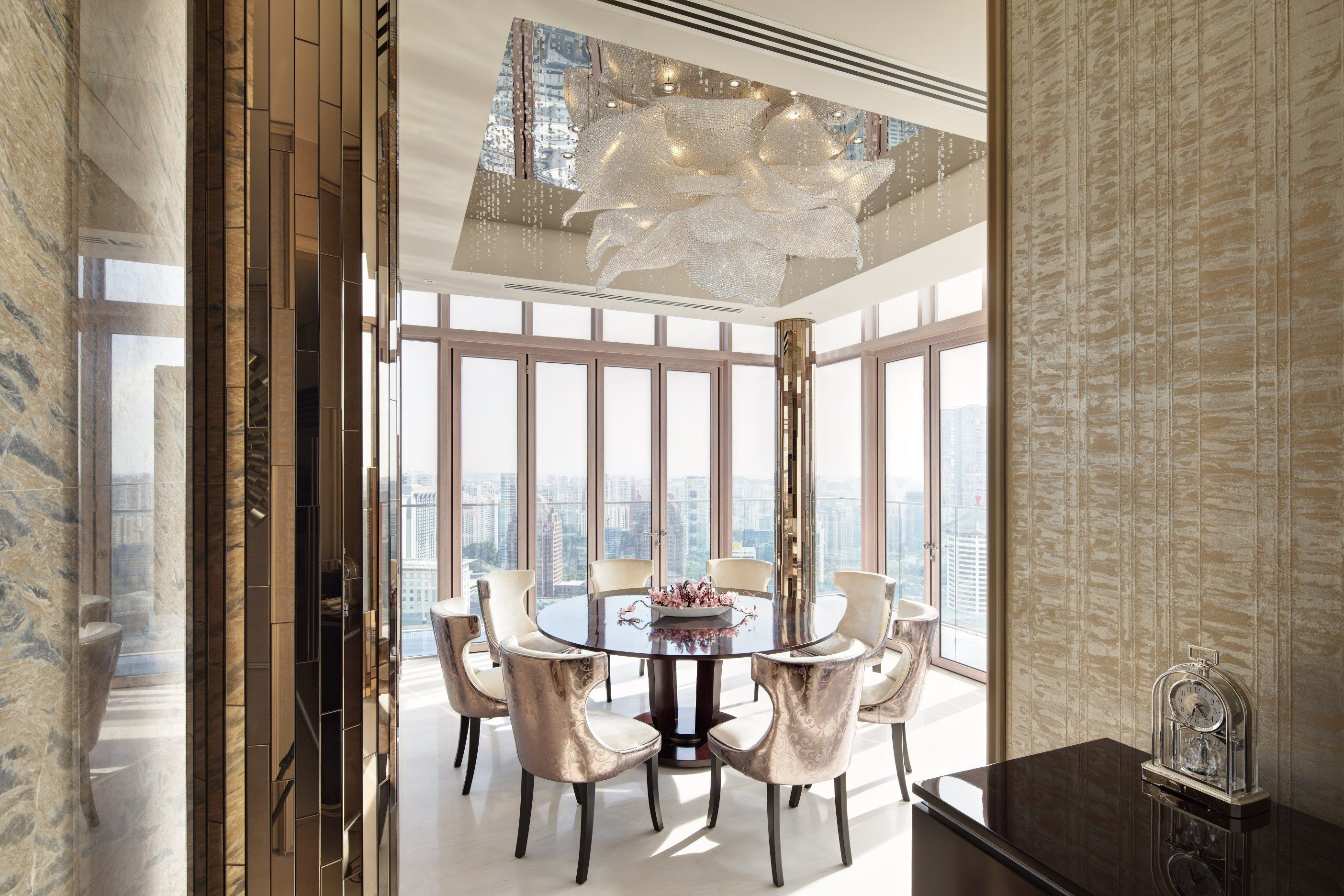 THE RITZ CARLTON RESIDENCES SINGAPORE Poppy Lasvit Product