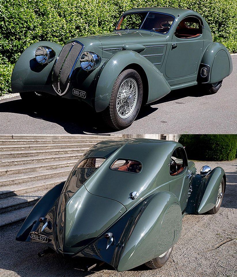 Lancia Astura Castagna 1935