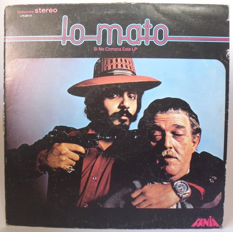 Willie Colon Lo Mato Si No Compra Este Lp Lp Made In