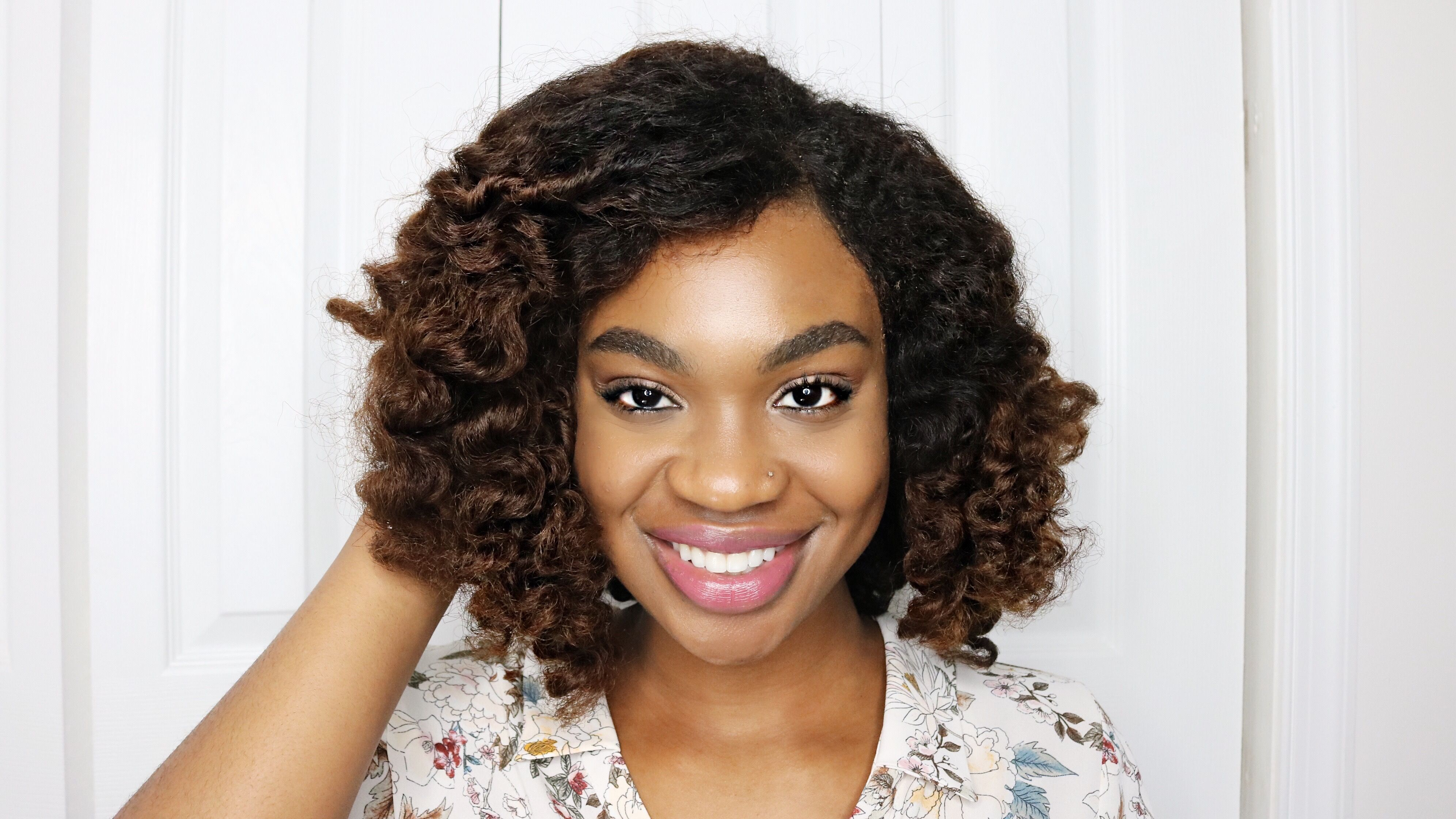 My First Lacefront Wig! KinkyCurlyYaki Afro Coily Lacefront http://klassykinks.com/first-lacefront-wig/
