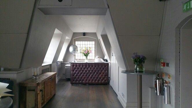 Balcony room bar