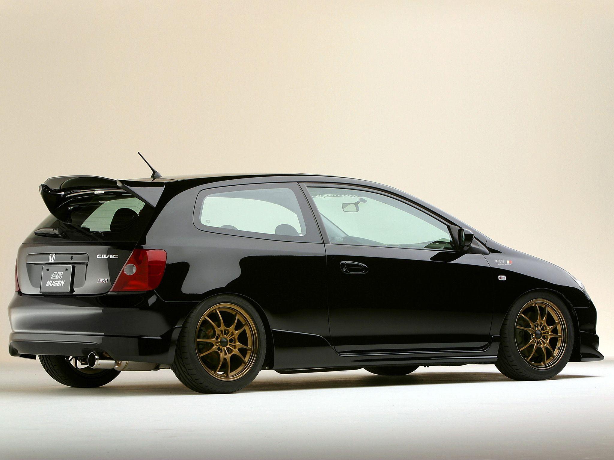 2003 Honda Civic Si - Powered by Mugen | Cars | Honda civic