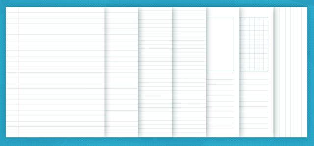 Esta página no te la puedes perder http://incompetech.com, en ella encontrarás todos estos modelos de páginas, listos para imprimir en el tamaño que desees, color que quieras, listo para realizar todo tipo de tareas con tus alumnos. Estoy maravillada con esta página. Para los que no sepáis inglés, no os