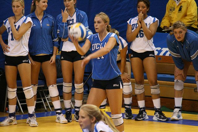 ucla+volleyball | UCLA Women's Volleyball vs USC | Flickr - Photo Sharing!