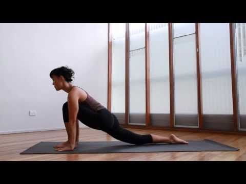 10min yoga flow sequence fastest yoga i've ever done and