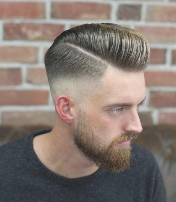 frisur mit Übergang | haar frisuren männer, haarschnitt