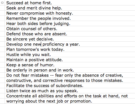 Excerpt From Stephen Coveys 7 Habits Of Highly Effective People