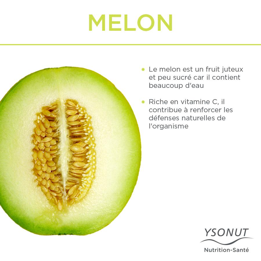 Favori Le #melon et ses bienfaits. Prenez note de tout ce que vous  EL25