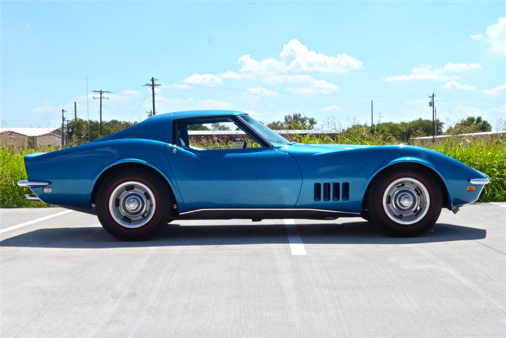 1968 Chevrolet Corvette 427 435 198962 Chevrolet Corvette