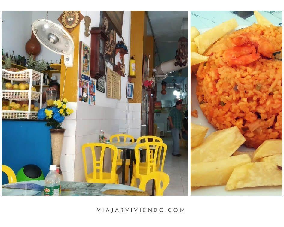Dónde Comer En Cartagena De Indias Barato Y Rico Viajar Viviendo Cartagena De Indias Colombia Comida Cartagena