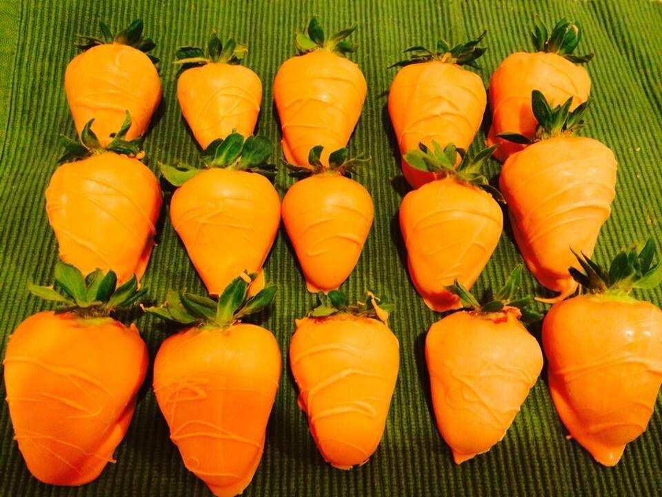 Best way to eat carrots!