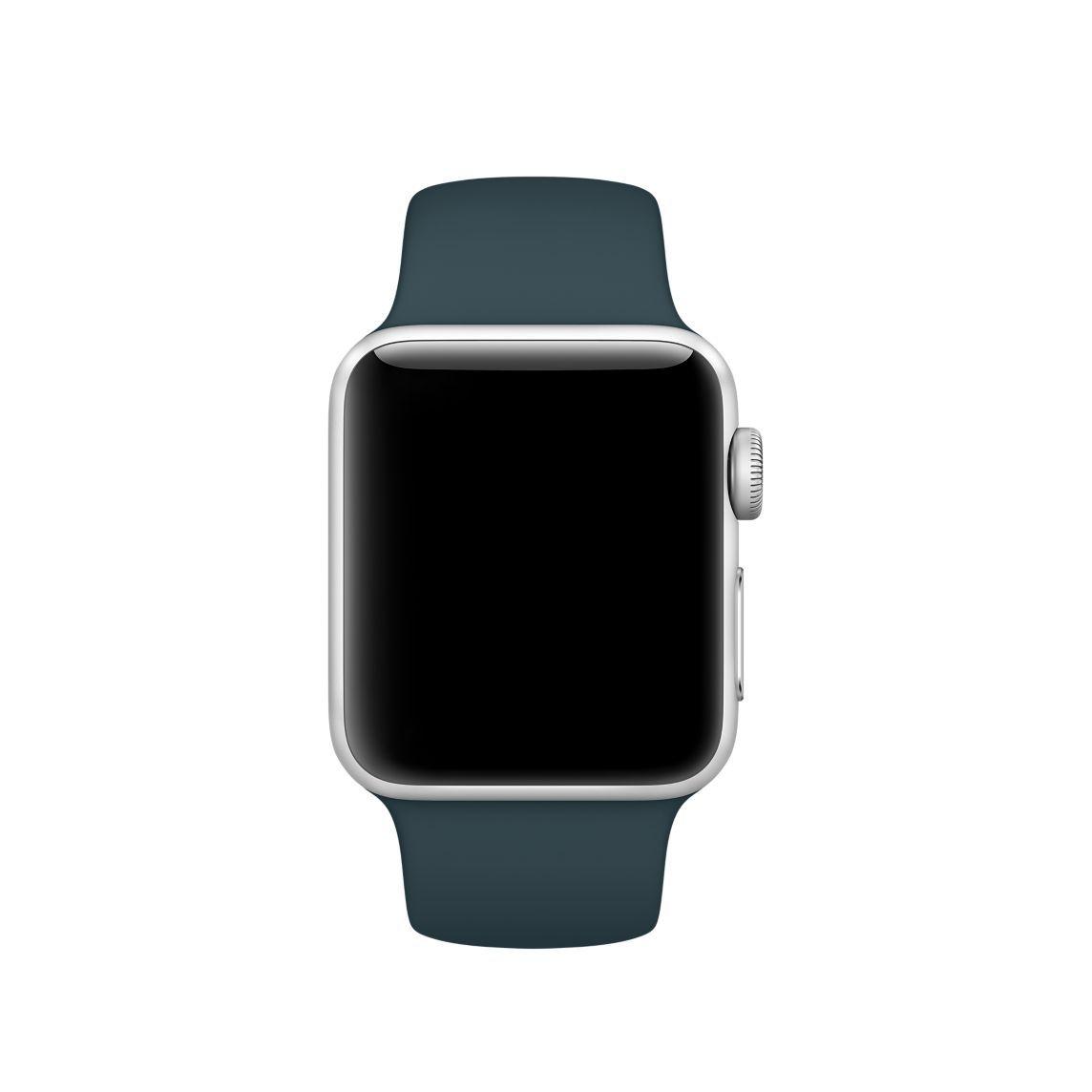 Dark Teal Apple Watch Sport band Apple watch bands