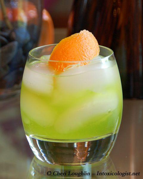 Citrus Alcoholic Drink Recipes