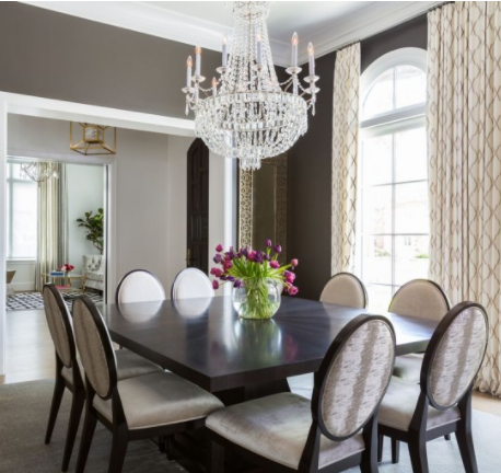 Dining Room Essential Number Two CHANDELIERS A Chandelier In Your Should Be