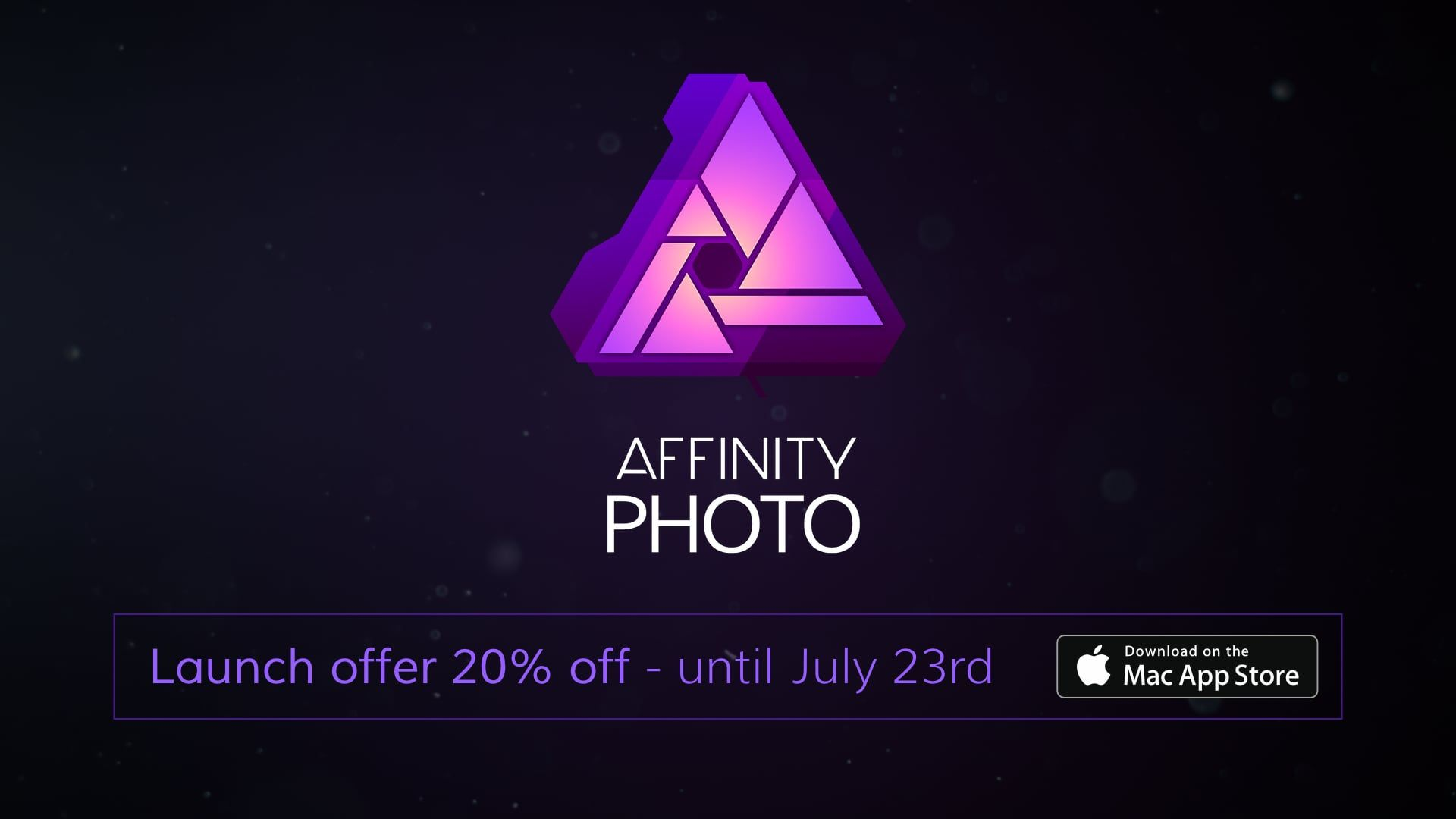 Not into subscription model? Try Affinity