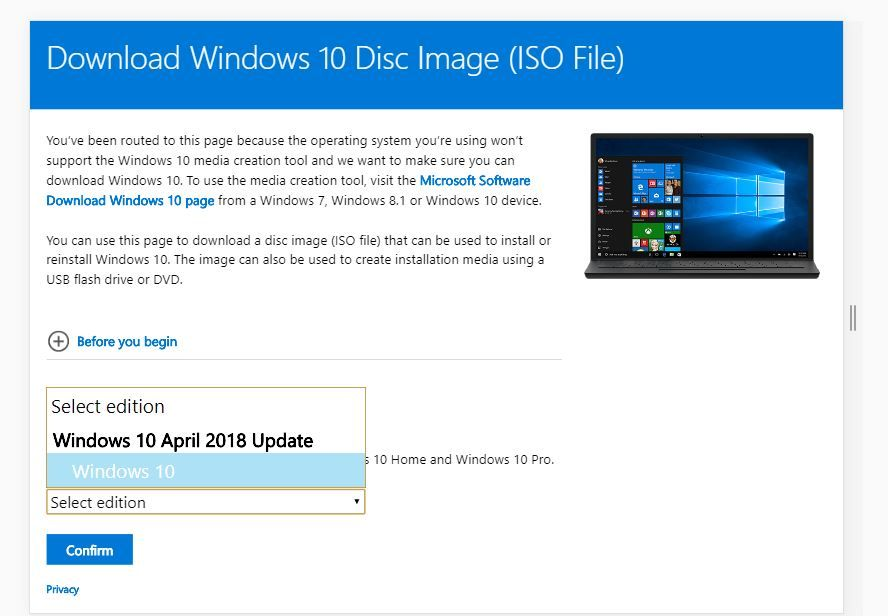 Windows 10 Version 1909 Iso File Is Available For Download With