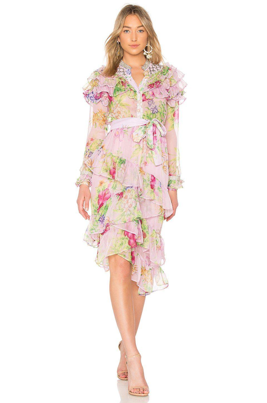 Dodo Bar Or Designer.Dodo Bar Or Silvana Dress In Lilac Revolve Stylish Irish