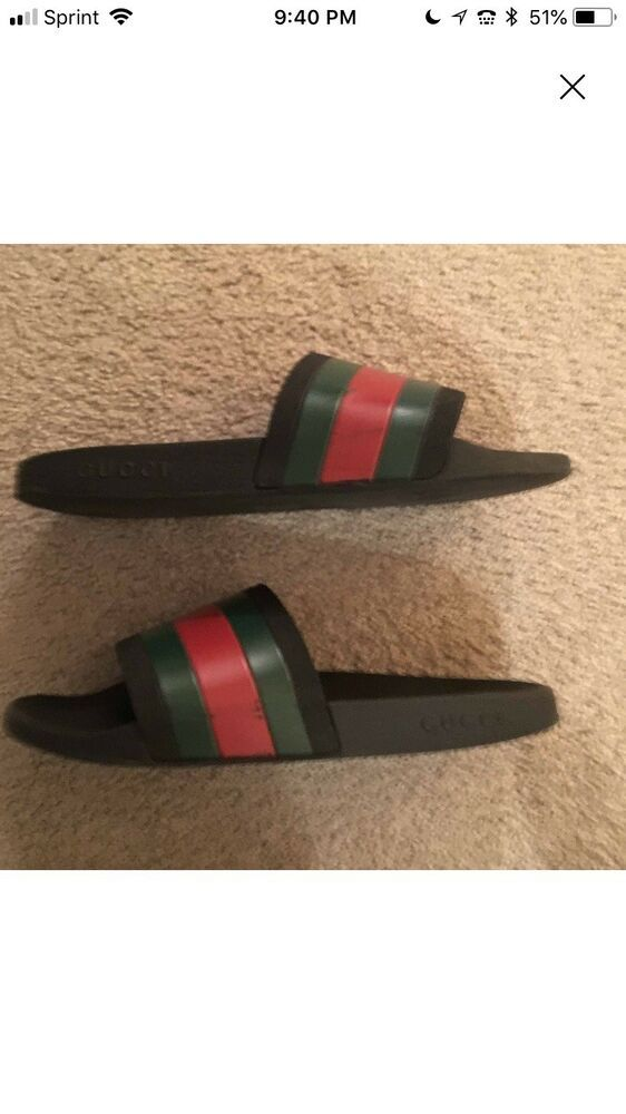 8f456b323a3 Gucci Flip Flops Size 12  fashion  clothing  shoes  accessories  mensshoes   sandals (ebay link)