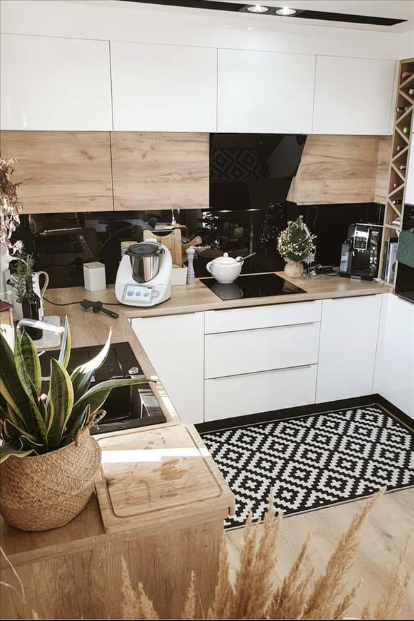 Photo of How to design a clean organized kitchen counter for home decor