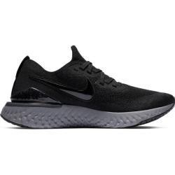 Nike Damen Laufschuhe Epic React Flyknit 2, Größe 42 ½ In Black/black-White-Gunsmoke, Größe 42 ½ In #cocktailpartydresses