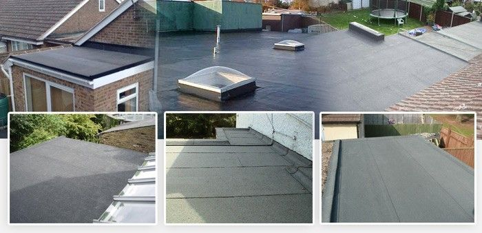 Flat Roofing In Toronto What Are Some Of The Best Flat Roof Replacement Options Flat Roof Flat Roof Replacement Roofing