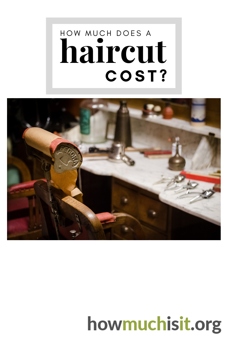 The Costs Of A Haircut Around The United States See What Others Are