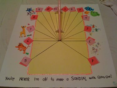 Photo of Kids How To Make A Homemade SunDial