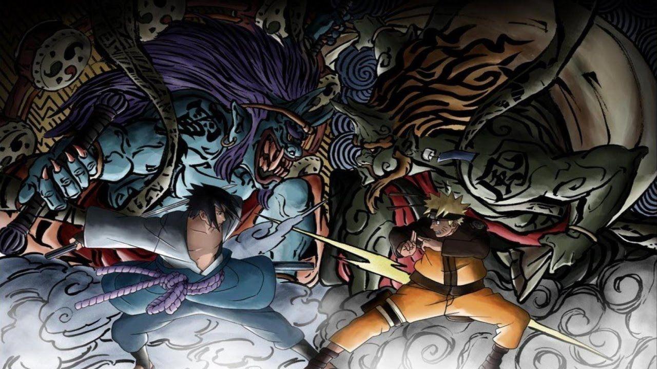 Anime Ninja Battle Arena Naruto Game Browser Online