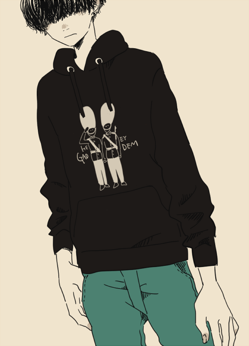 anime, boy, and cute image Adidas jacket, Drawing people