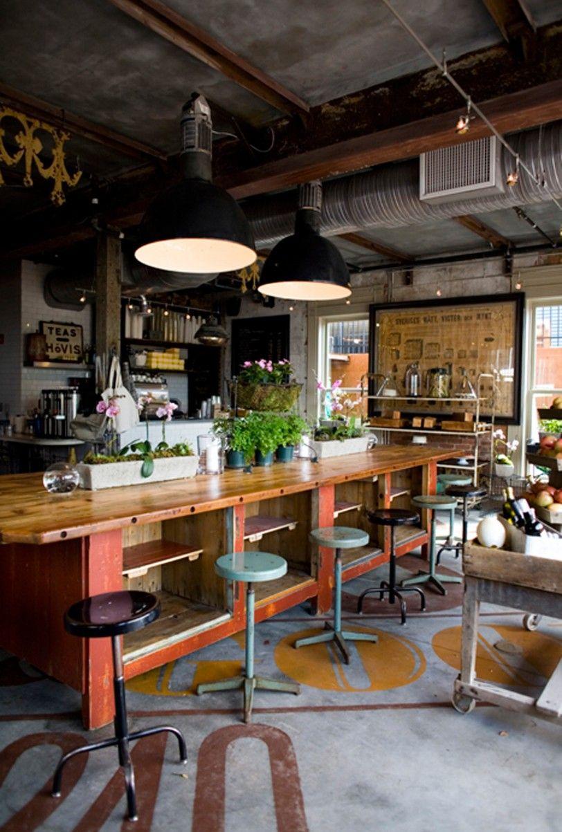 Industrial Kitchen Design Essentials For An Industrial Bistro ...