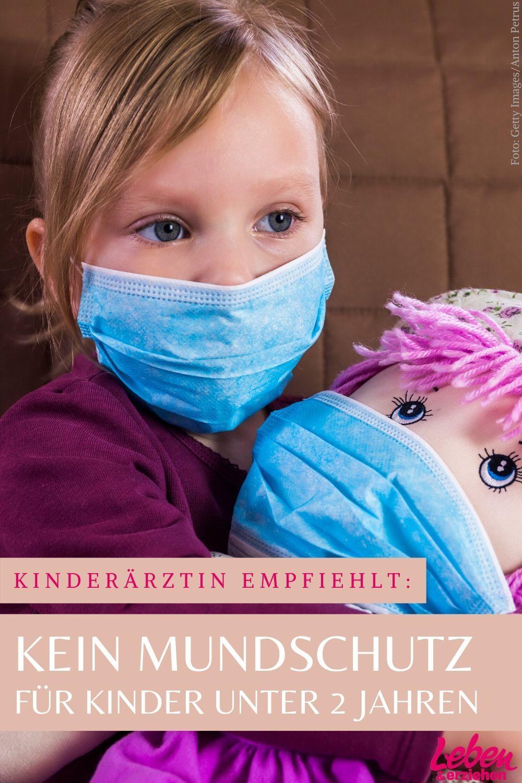 Die Gesichtsmasken, die gegen das Coronavirus eingesetzt werden, bedecken Mund und Nase gleichzeitig. Kann das gefährlich werden für Säuglinge und Kleinkinder? Wir haben nachgefragt bei Kinderärztin Dr. Claudia Dominicus.