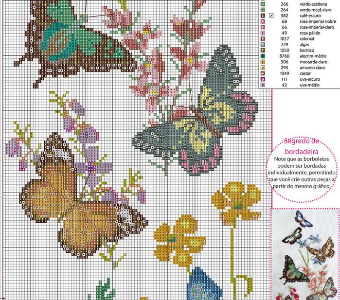 вышивки | Cross stitch Kreuzstich Punto de cruz Kanaviçe | Pinterest ...