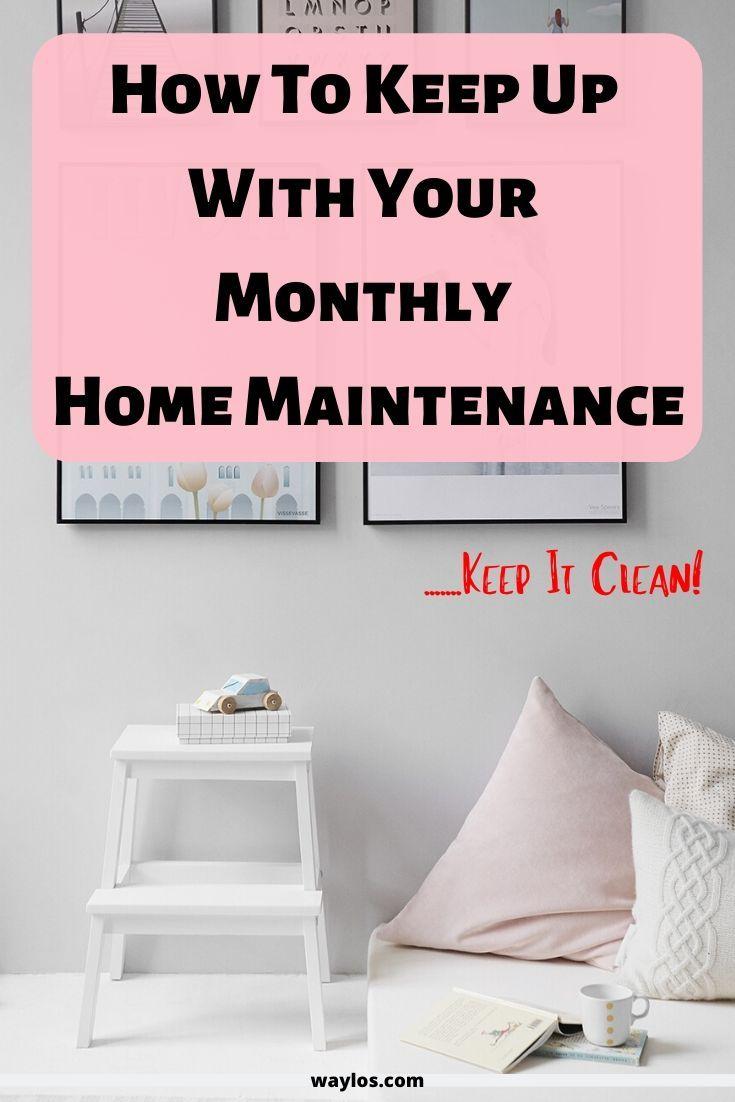 Photo of So hören Sie auf, Ihre vierteljährliche und monatliche Checkliste für die Wartung Ihres Hauses zu vergessen