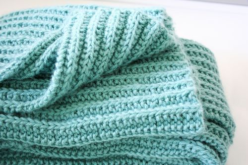 Simple Baby Blanket Knitting Pattern Image collections - handicraft ...