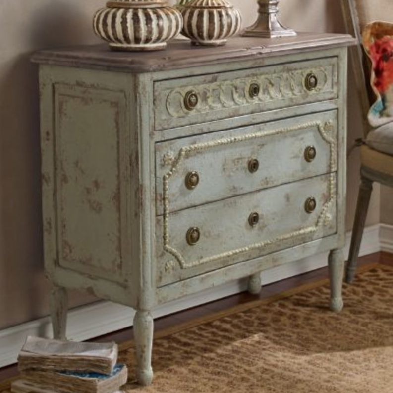 Drawers French Dresser